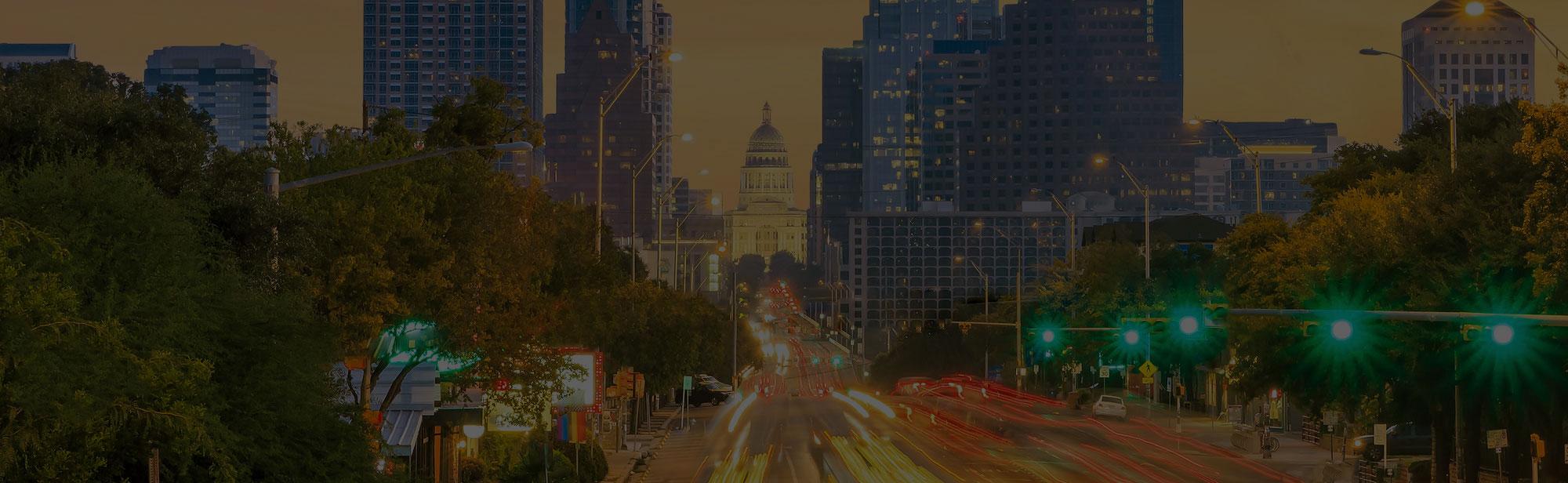 Downtown Austin
